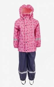 Bilde av Salto, plaske regnsett rosa