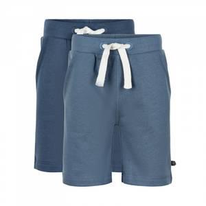 Bilde av Minymo, 2pk shorts blå
