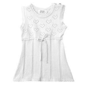 Bilde av Mole, Pernille kjole hvit