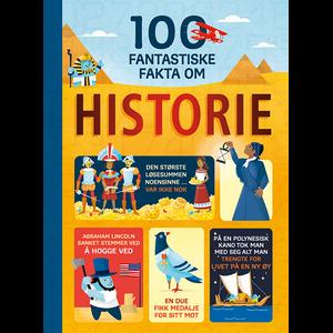 Bilde av 100 fantastiske fakta om